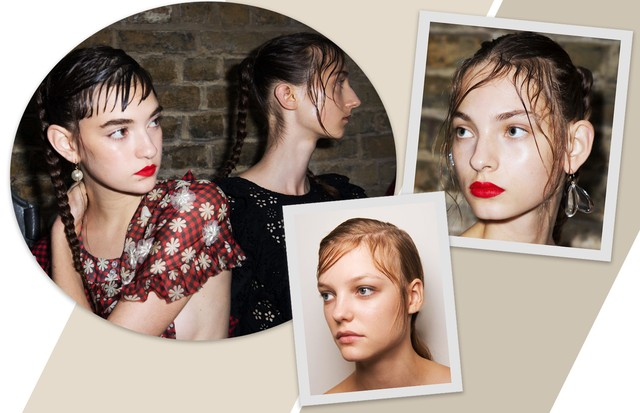 Top 5 beauty trends da LFW