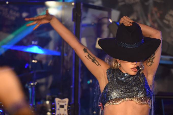 Lady Gaga é atração confirmada no Victoria's Secret Fashion Show